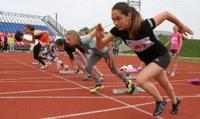 Областные соревнования по лёгкой атлетике