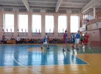 Районные соревнования по стритболу