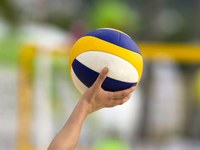 Районные соревнования по волейболу